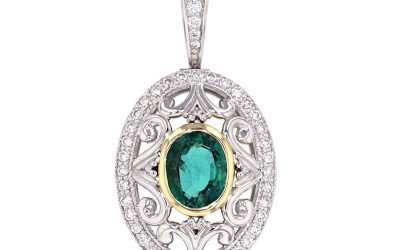 May Birthstone Reflects Green of Spring